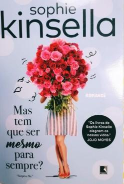 sophie kinsella, mas tem que ser mesmo para sempre? resenhas, livro, resenha, beleza de livros