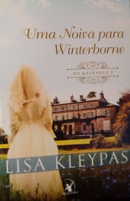 Uma noiva para Winterborne, lysa kleypas, beleza de livros