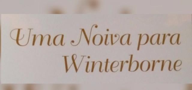 beleza de livros, uma noiva para winterborne, lysa kleypas