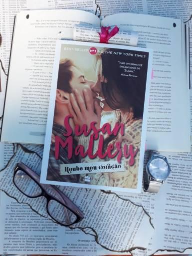 roube o meu coração, beleza de livros, blog, resenhas, Susan Mallery, best seller, romance, harper collins