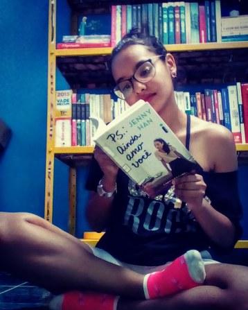P.S ainda amo você, Jenny Han, trilogia, eu amo ler, leitura, indicações de livros, beleza de livros, blog, resenhas