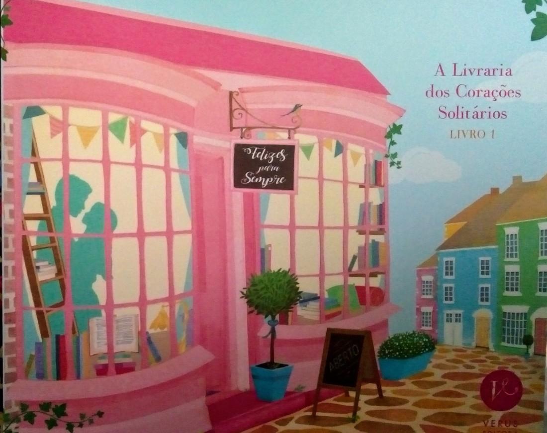 a pequena livraria dos corações solitários, eu amo ler, livros, séries, annie darling, beleza de livros, resenha