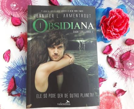 livro obsidiana, eu amo ler, beleza de livros, eu leio, mylena fernanda, resenha, editora valetina, jennifer l armentroud