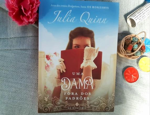 julia quinn, belezadelivros, uma dama fora dos padrões, editora arqueiro, romance de época