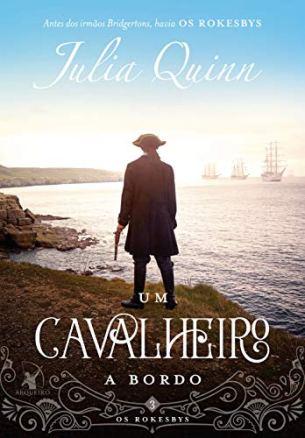 um cavalheiro a bordo, julia quinn, beleza de livros