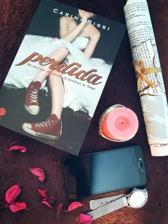 perdida, carina rissi, beleza de livros, eu amo ler, resenha