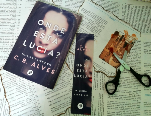 Onde está Lucia, C.B. Alves, Skull Editora, Suspense, Resenha, Belezadelivros