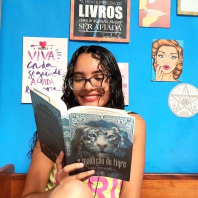 A maldição do Tigre, Beleza de Livros, Resenha, Belezadelivros, Eu amo ler, Collen Houck, Editora Arqueiro, Mylena Fernanda