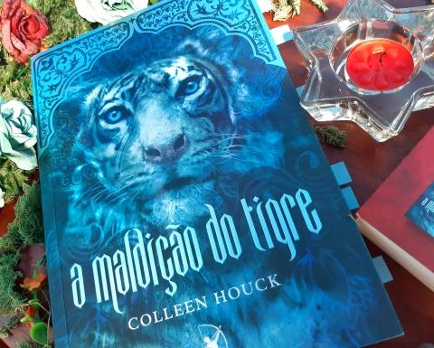 A maldição do Tigre, Beleza de Livros, Resenha, Belezadelivros, Eu amo ler, Collen Houck, Editora Arqueiro, .
