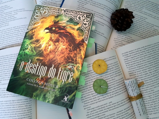 O Destino do Tigre, Beleza de Livros, Colleen Houck, Editora Arqueiro, belezadelivros.com, Saga, Série, Romance, Ação