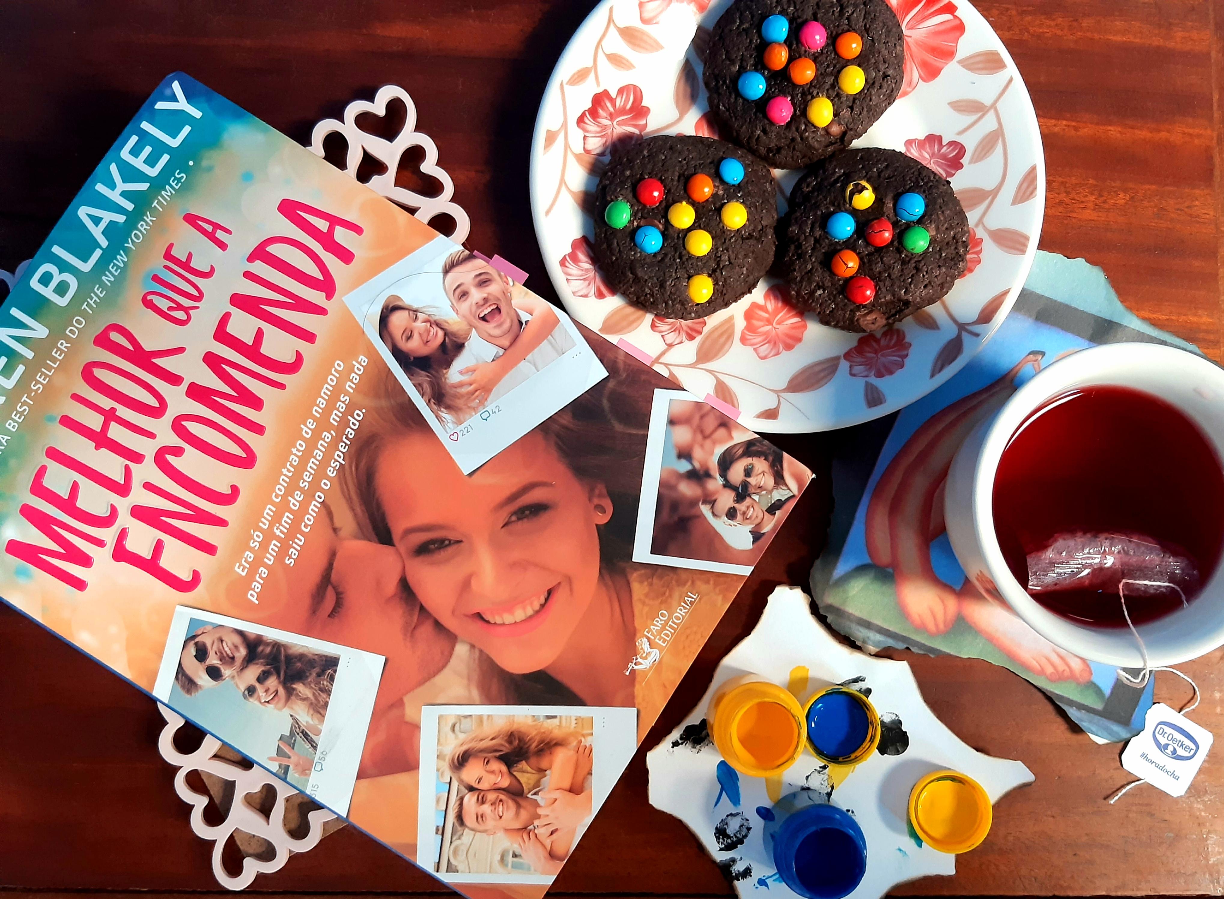 Melhor que a encomenda, Romance, Livros, Lauren Blakely, Editora Faro, Resenha, Beleza de Livros, belezadelivros.com