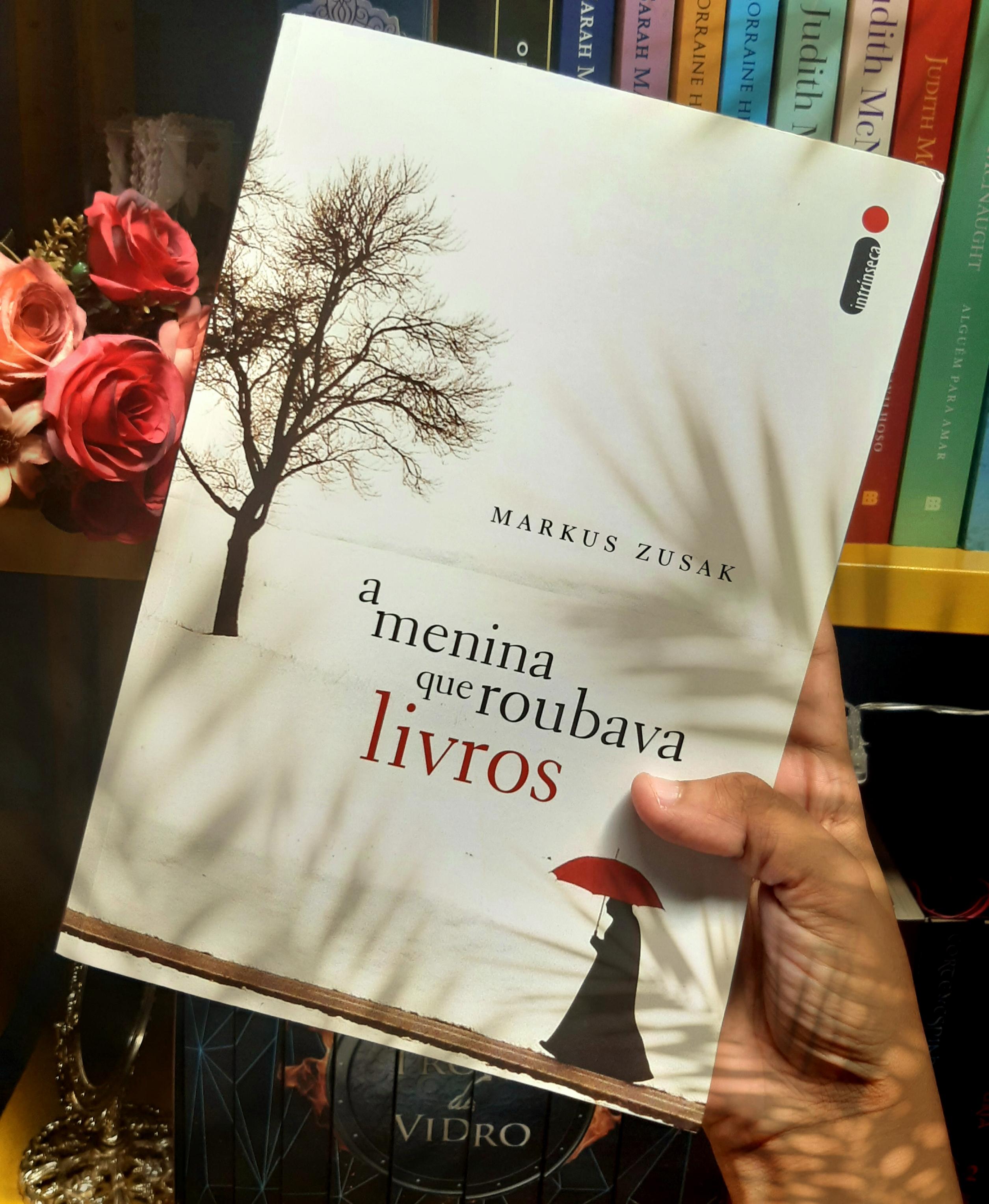 Liesel Meminger, Beleza de Livros, Markus Zusak, Editora Intríseca, belezadelivros.com, Eu Leio, A menina que roubava Livros