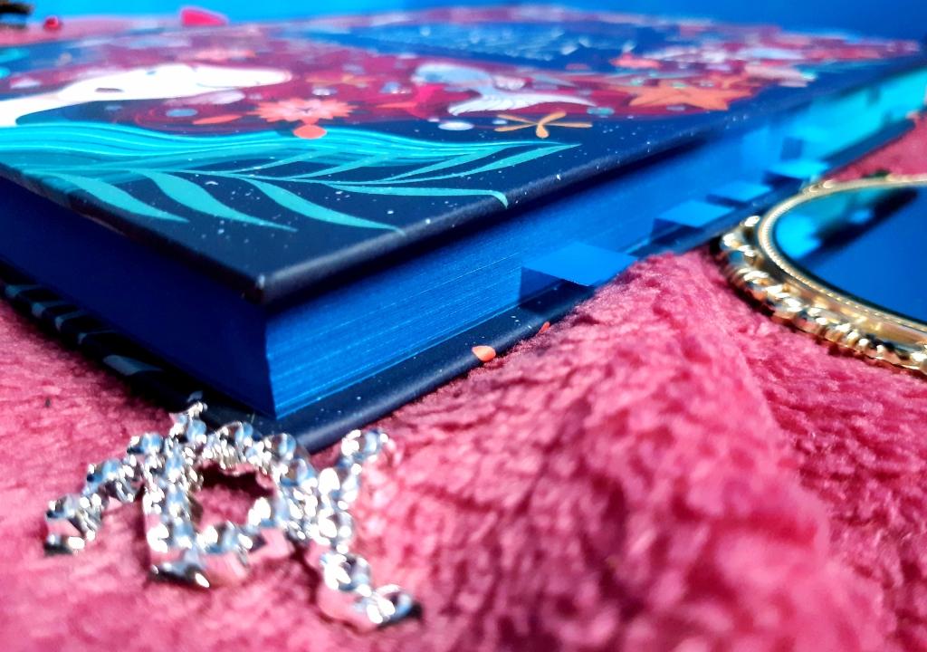 Livro A Pequena Sereia e o Reino das ilusões, Livro, Fantasia, Beleza de Livros, Eu amo ler, Resenha, Editora DarkSide, Louise O'Neill.